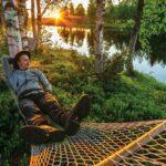 Ranualla voit kokea kiireettömyyden ja rentoutua sinulle sopivalla tavalla. Luonnonrauha ja maisemat ovat saavutettavissa helposti Ranualla
